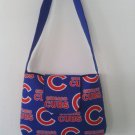 Chicago Cubs Inspired Toddler Size Purse, Kid Purse, Child Bag
