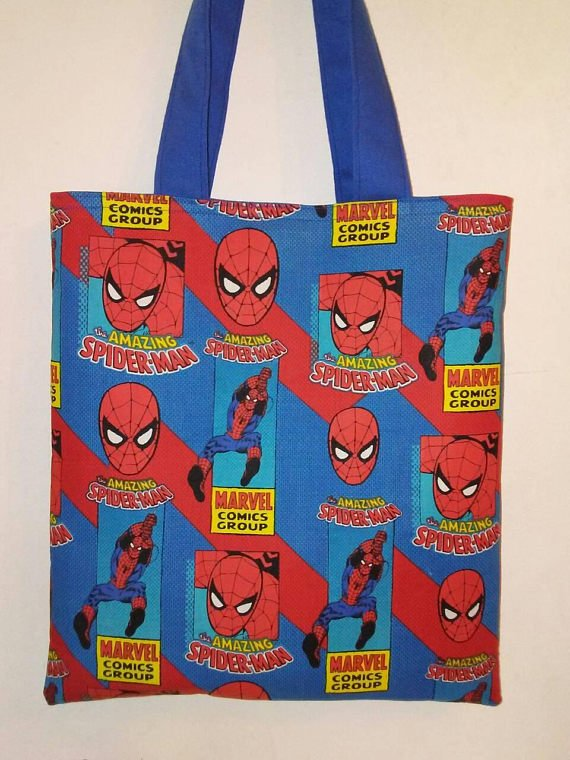 The Amazing Spider-Man Inspired Tote
