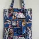 Star Wars Original Cast Inspired Handmade Tote