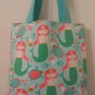 Mermaids Sea Party Inspired Tote for Young Girls