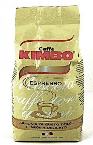 Kimbo Espresso Coffee from Napoli - Italy