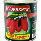 La Torrente - Peeled Tomatoes
