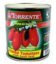 La Torrente - Peeled Tomatoes