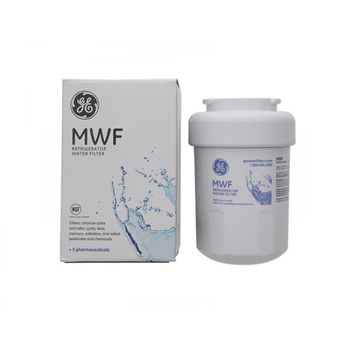 GE MWF SmartWater Refrigerator Water Filter