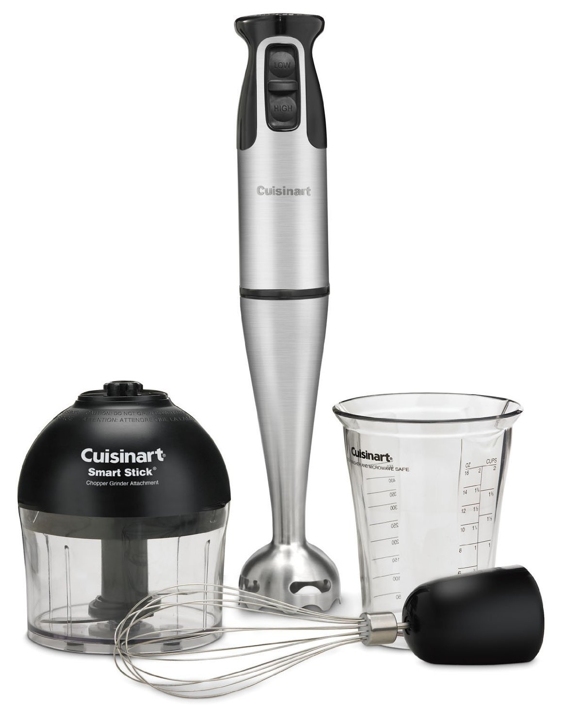 Cuisinart Smart Stick CSB-79 Hand Blender - Brushed Stainless Steel