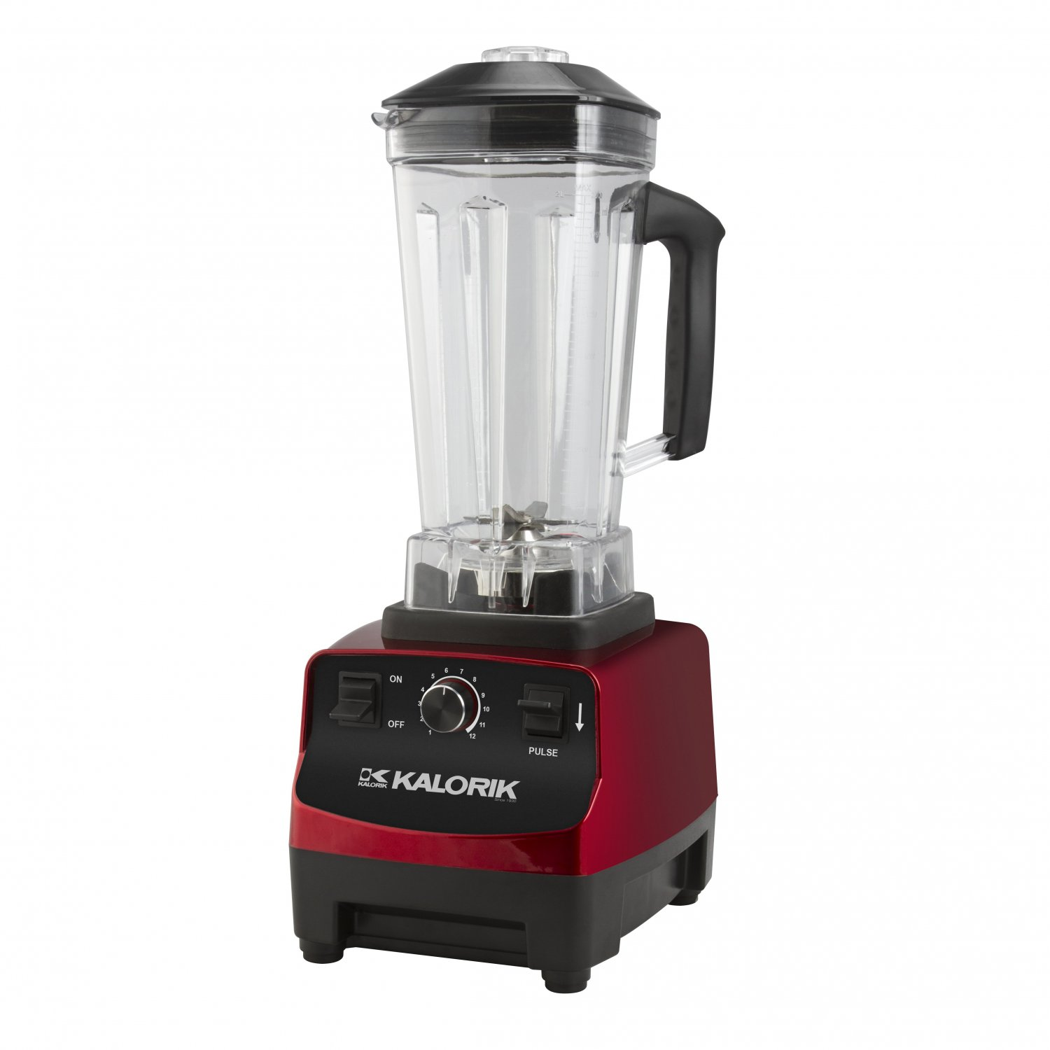 Kalorik Bl 43310 R Red 1500 Series Pro Blender