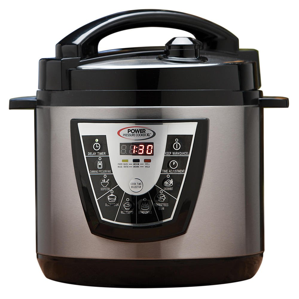 Power Pressure Cooker XL Pressure Cooker, Power, XL, 6 Quart