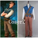 The Enchanted Tangled Rapunzel Prince Flynn Rider lettuce Cosplay Costume Custom made Any size