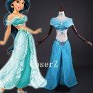 Aladdin Lamp Princess Jasmine costume, Jasmine Dress