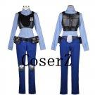 Zootopia Judy Hopps Costume Uniform Outfit