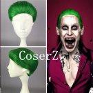 Suiscide Squad Joker Wig Jack Joseph Wig
