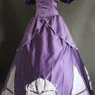 Princess Sophia Dress , Sophia the First Cosplay Costume