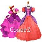 Cinderellar Evil Sisters Anastasia Dress, Anastasia Costume, Anastasia Cosplay Costume