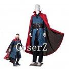 Dr. Strange Movie Doctor Strange Stephen Cosplay Costume Cloak Uniform Xmas Gift