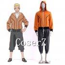 Naruto the Movie Uzumaki Naruto Cosplay Costume