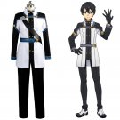 Sword Art Online SAO Movie Ordinal Skala OS Kirito Kirigaya Cosplay Costume