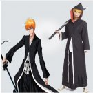 Anime Bleach Kurosaki ichigo Cosplay Costume Halloween Costume