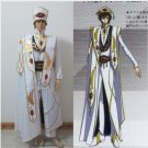 Cosplay anime CODE GEASS Emperor Cosplay costume
