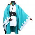 Fate Grand Order Sakura Saber Okita Souji Kimono Cosplay Costume Halloween Costume