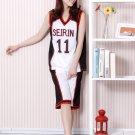 Kuroko no Basuke SEIRIN basket ball uniforms cosplay costume