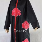Anime Naruto Akatsuki Cloak Cosplay Costume Halloween Costume