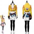 inal Fantasy FF15 Cindy Aurum Gas Jacket Cosplay Cosplay Costume Halloween Costumes