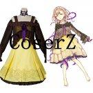 SINoALICE Sleeping Beauty Cosplay Costume Briar Rose Dress