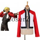 Japanese Anime The King Of Fighters cosplay costumes ROCK HOWARD Coat Cosplay Costumes
