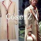 Doctor Who Season 5 Roja Coat Cosplay Costume