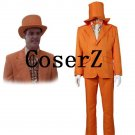 Dumb and Dumber Lloyd Christmas Cosplay Costume Halloween Costume