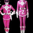 Power Ranger Mei Adult Halloween Costumes Pink Ranger Zyuranger Ptera Ranger Cosplay costumes