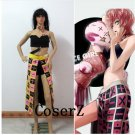 JoJo's Bizarre Adventure Trish Una Cosplay Costume