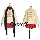 Love, Chunibyo & Other Delusions Satone Shichimiya Uniform COS Cosplay Costume