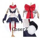 Magical Girl Raising Project Ikusei Keikaku (no geta) Cosplay Costumes