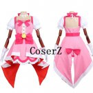Pretty Cure Precure Cure Flora Cosplay Carnaval Costume Halloween Christmas Costume