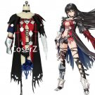 Tales of Berseria Velvet Crowe cosplay Costume for Adult Women Halloween party Costume