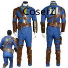 custom made Fallout 4 FO Nate Cosplay Costume Vault #111 Jumpsuit Halloween Costume for sale