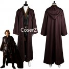 Star Wars Cosplay Costume Anakin Skywalker Costume Halloween costume full Outfit  for men