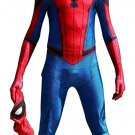 Spider-Man Homecoming Cosplay Costume Spider-Man Costume Spiderman Suit with mask Halloween costume