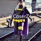 Plus Size Custom Batgirl cosplay Costume for Adults women