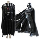 Star Wars Darth Vader cosplay Costume, Darth Vader Costume for Adult with black cloak full set