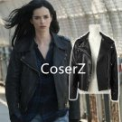 Jessica Jones  Cosplay Costume Leather Jacket costume for women