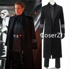 Movie Star Wars General Hux Cosplay Costume for men halloween costume