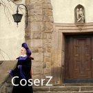 Halloween Esmeralda cosplay costume Frollo Costume Cosplay for Adult