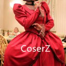Lady Tremaine cosplay Costume Lady Tremaine Dress from Cinderella for Adult Halloween costume