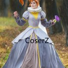 Thumbelina Dress for adult girls, best Thumbelina Costume Cosplay Halloween Costume