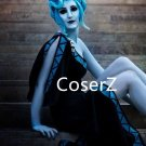 Female Hades Costume, Hades Cosplay Dress for women halloween costume