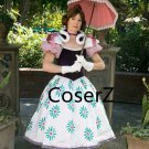 The Haunted Mansion Sally Slater Tightrope Walker Costume for women Ballerina Costume