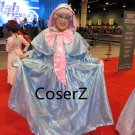Fairy Godmother Costume Cinderella Fairy Godmother Cosplay Costume  Plus Size full set