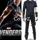 Custom  Hawkeye Captain America Civil War Cosplay Costume Hawkeye Costume full outfit for adult male